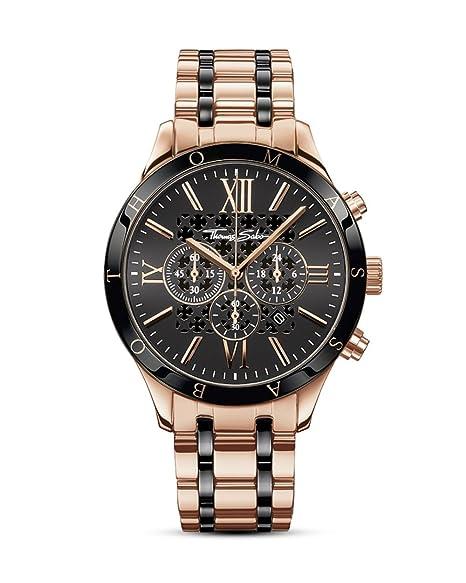Thomas Sabo, Reloj para Hombre WA0187-267-203-43 mm