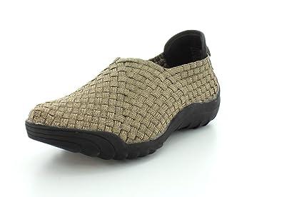 Bernie Mev Women's 'Rigged Jim' Slip-On Sneaker