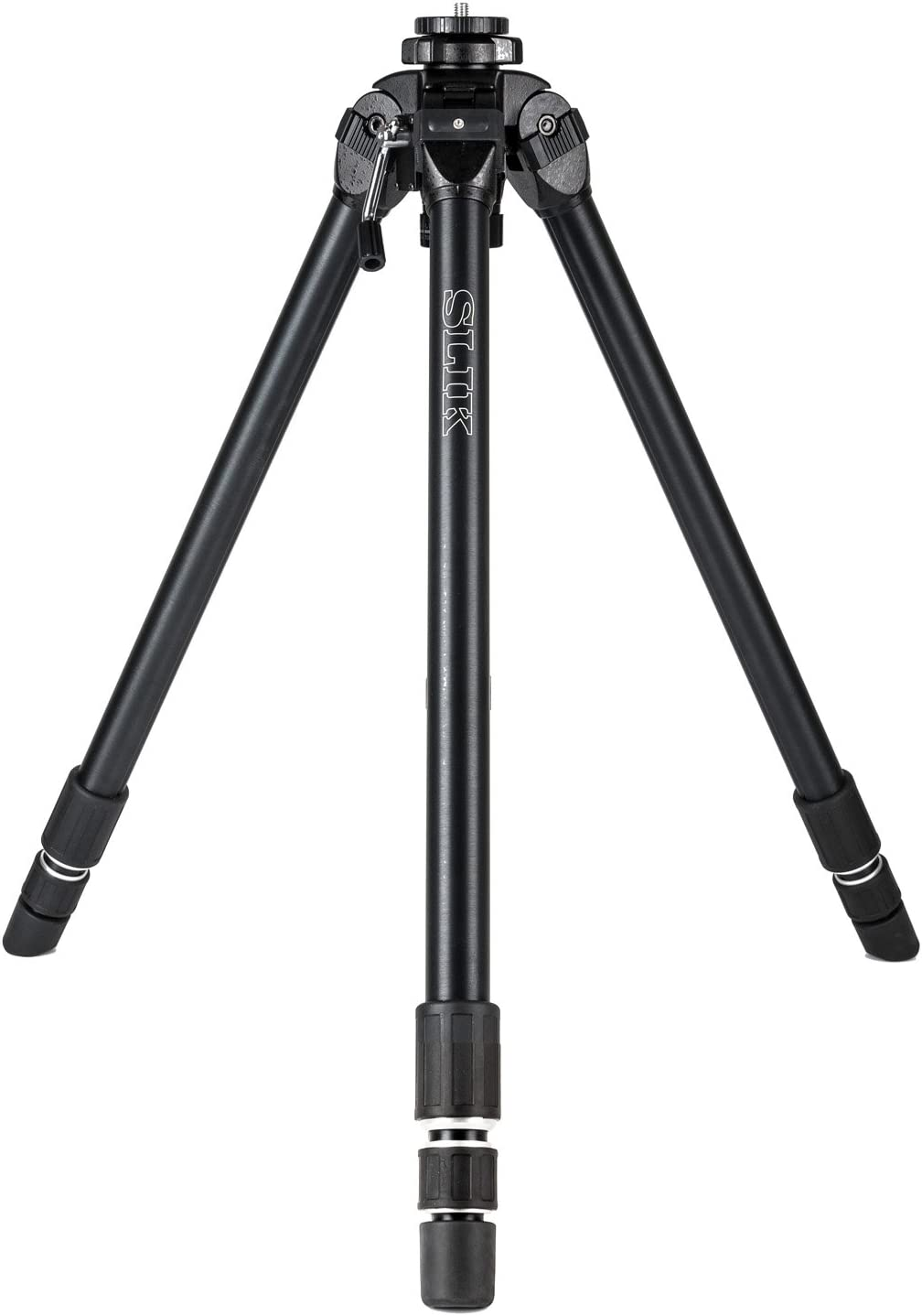 SLIK The Professional Tripod Legs, for Mirrorless/DSLR Sony Nikon Canon Fuji Cameras and More - Black (619-950)