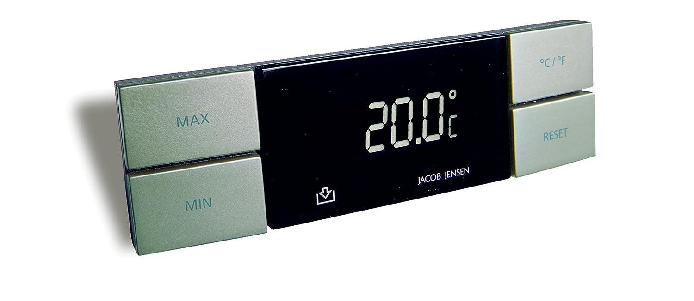 JACOB JENSEN ウェザーステーション Indoor Thermometer 室内温度計 TH112 B00093625U