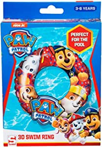 Paw Patrol Kids Swimming Armbands Cuffs Boys Girls Summer Inflatable SEA RESCUE