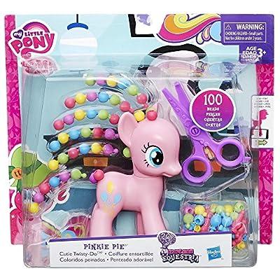 My Little Pony Friendship is Magic Cutie Twisty-Do Pinkie Pie Figure: Toys & Games