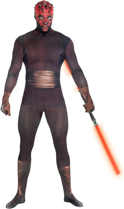 Morphsuits - Disfraz para Adulto Darth Maul, Star Wars, Talla M ...