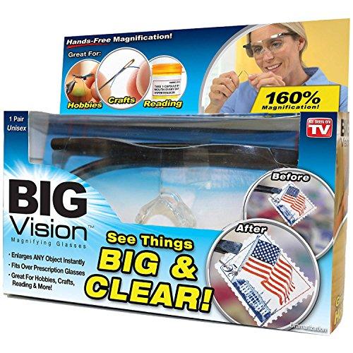 Big Vision Glasses, 02 Pound