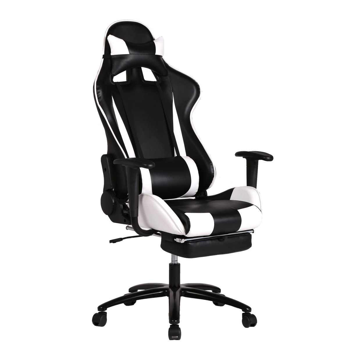 Amazoncom Office Chair Highback Recliner Office Chair Computer