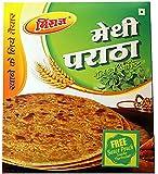 Miraj's Ready to eat Methi Paratha Combo Pack(4x4 PCS)