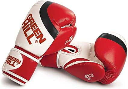 Boxing Gloves Pro Punch Bag Training Glove Sparring MMA Kickboxing