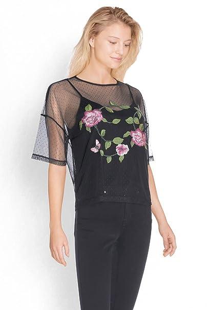 pretty nice e6a65 b990e Guess - Camicia - donna: Amazon.it: Abbigliamento