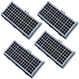 Cheap HQRP HEPA Filter 4-Pack for Miele AH-30 SF-AH30 7226160 4854916 4306919 fits S7000, S2000, S300, S400, S500, S600, S700, S800 series Vac Vacuum Cleaner airclean SF-AA30 + HQRP Coaster