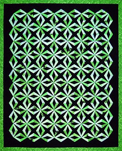 Happy Stash Quilts Celtic Jewel Quilt (Celtic Jewel)