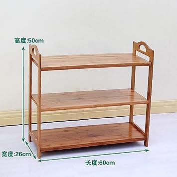 Mcuwehgfet Flache Schuh Rack Haushalt Einfache Schuh Schrank