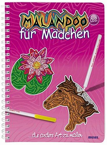 Malandoo für Mädchen: … die andere Art zu malen