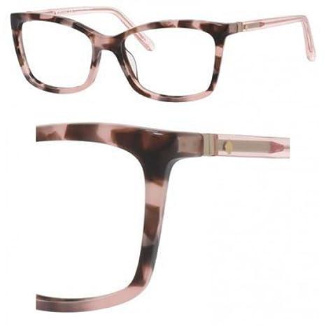 1facb6abc7d Kate Spade Cortina 0RS3 Havana Rose Eyeglasses  Amazon.ca  Luggage   Bags