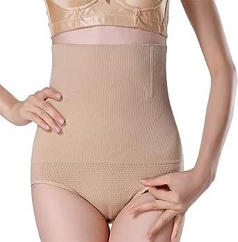 Women Shapewear High Waist Tummy Control Underwear Panties Body Shaper