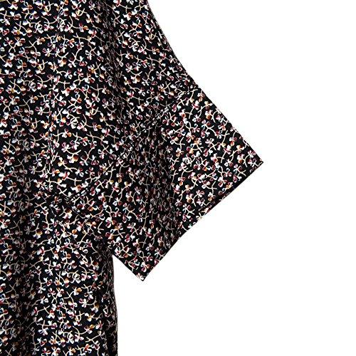 Parfois - Blusa Printed - Mujeres Negro