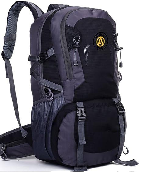 Travel Backpack Nylon Diamond Folding Backpack Outdoor Climbing Bag Unisex Climbing Bags Camping & Hiking