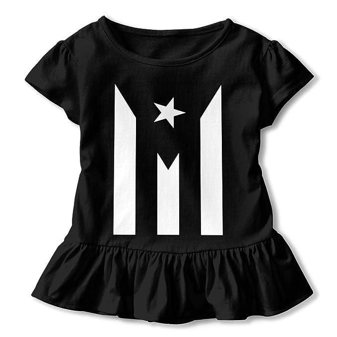 Baby Girls Jumpsuit Puerto Rico Se Levanta Toddler Jumpsuit