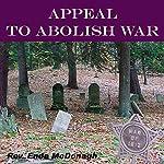Appeal to Abolish War | Enda McDonagh