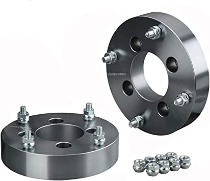 """2 pc USA MADE 4x156 Wheel Adapters//Spacers 1.25/"""" Thick for Polaris /& Yamaha ATV"""