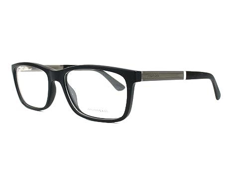f53a34de0e Image Unavailable. Image not available for. Color  Tommy Hilfiger Plastic Rectangular  Eyeglasses 55 0003 Matte Black
