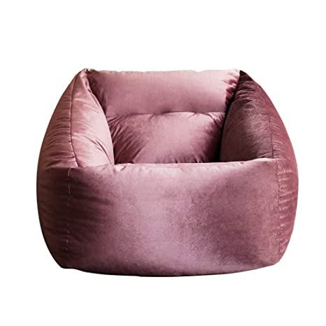 Terrific Amazon Com Gyy Portable Bean Bag Fabric Lazy Sofa Square Caraccident5 Cool Chair Designs And Ideas Caraccident5Info