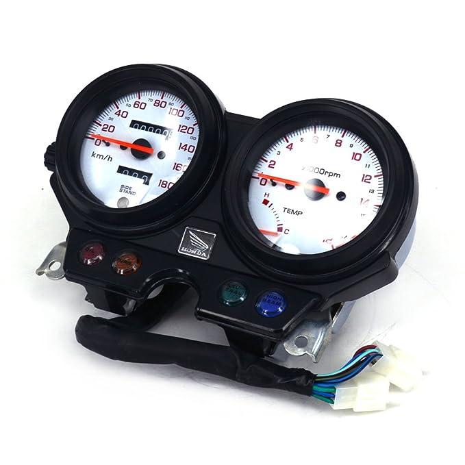 tacómetro para Motocicleta, velocímetro café racer