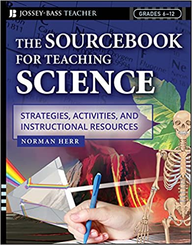 Amazon The Sourcebook For Teaching Science Grades 6 12