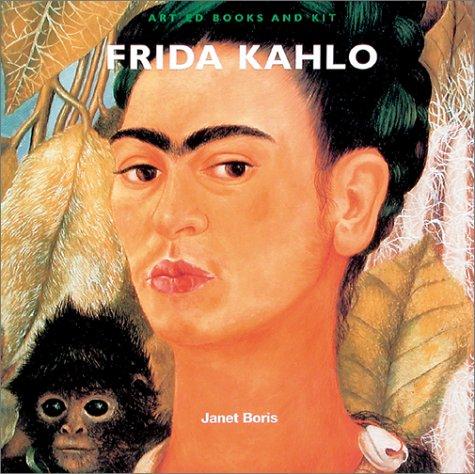 Read Online Art Ed Books and Kit: Frida Kahlo (Art Ed Book and Kits) pdf epub