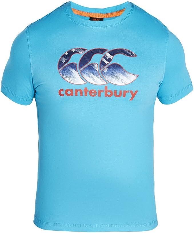 Canterbury T-Shirt Uomo CCC Logo