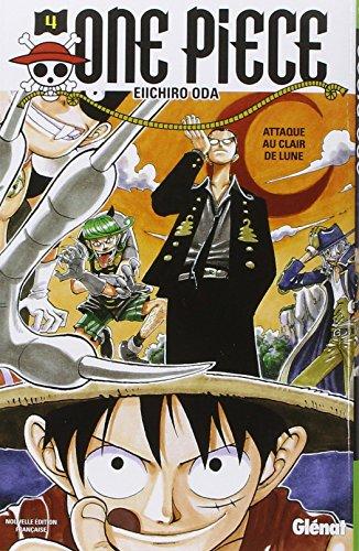 One Piece - Édition Originale Vol.04 Attaque Au Clair De Lune French Edition