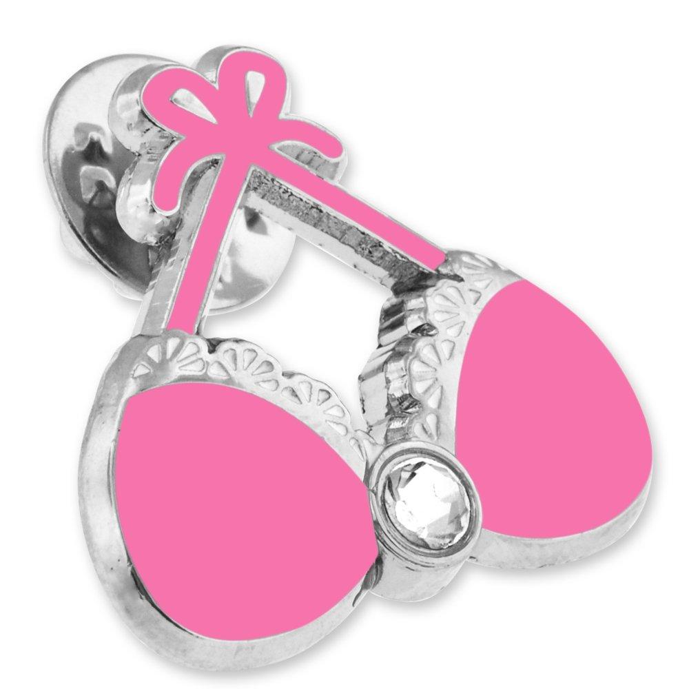 pinmart sujetador rosa de cáncer de mama conciencia esmaltado Pin de solapa: Amazon.es: Joyería