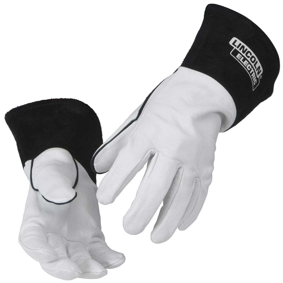 Lincoln Electric Grain Leather TIG Welding Gloves | High Dexterity |  Large | K2981-L LINCOLN - K2981-L