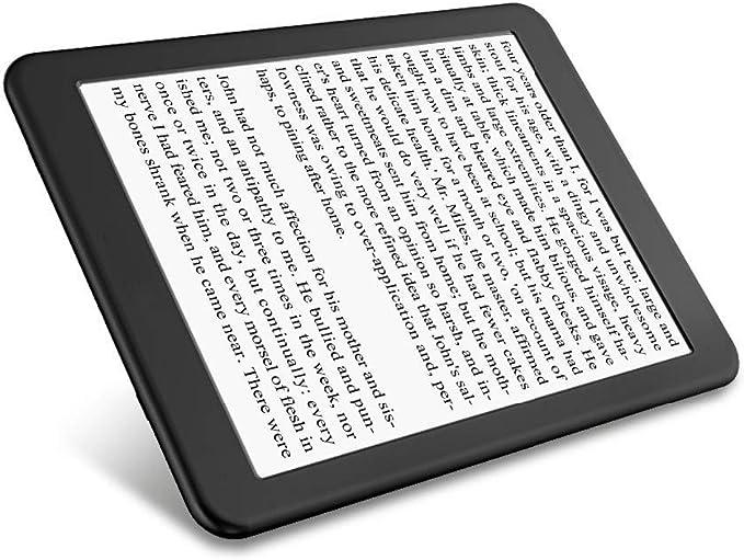 HUAI EBook Lector de 7,8 Pulgadas de Tinta electrónica eReader 8 Core Android 6.0 Dual de Color frontlight 2G / 16GB (Bundle : +Case Sets , Color : Black) : Amazon.es: Juguetes y juegos