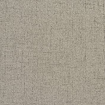 Amazon Com Mushroom Grey Plain Linen Upholstery Fabric By The Yard