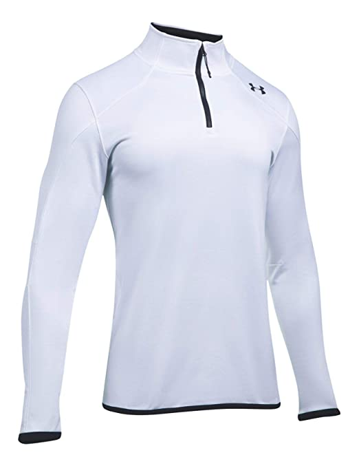 e257d6a4 Amazon.com: Under Armour Mens Coldgear Reactor Fleece 1/4 Zip: Clothing