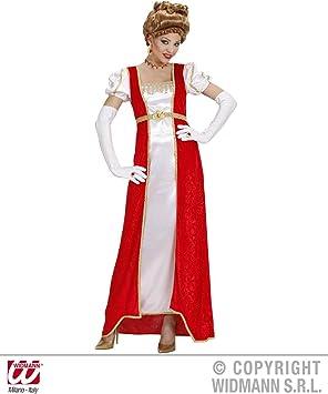 widmann-wdm73921 disfraz Adulto para hombre, blanco Rojo, wdm73921 ...