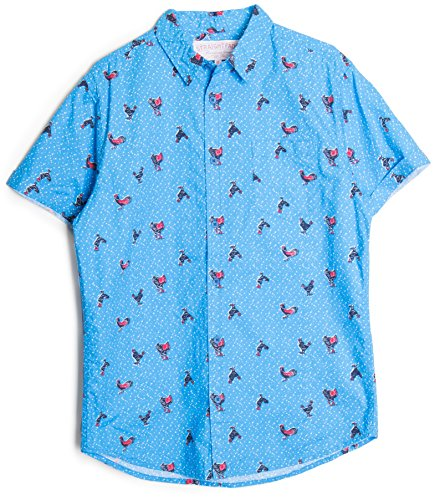 ragstock-mens-casual-button-up-icon-printed-woven-shirts-x-large-rooster-1647