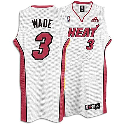 the best attitude c0af2 eae09 Amazon.com : Dwyane Wade Jersey - Miami Heat Swingman ...