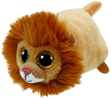 Ty - Teeny Tys Regal, león, 10 cm (United Labels Ibérica 42220TY)