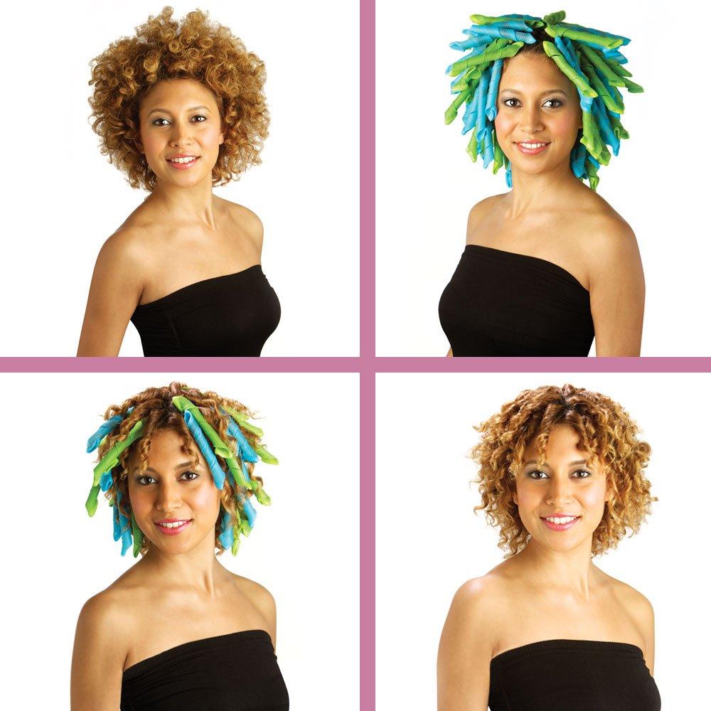 Locken fur kurze haare ohne lockenstab