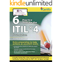ITIL® 4 Foundation Practice tests: Get certified guaranteed with 200+ detailed ITIL 4 Foundation QnAs