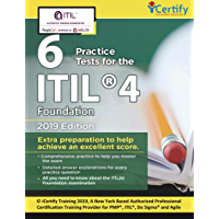ITIL® 4 Foundation Practice tests: Get certified guaranteed with 200+ detailed ITIL 4 Foundation QnAs (English Edition)