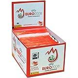Panini UEFA EURO EM 2008 Fußball Sticker - 100 Päckchen