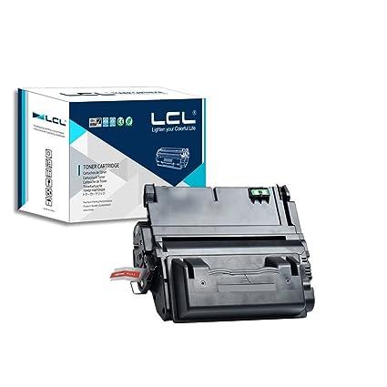 4PK Q5942X 42X Black High Yield Toner Cartridge For HP LaserJet 4250dtn 4350Dtn
