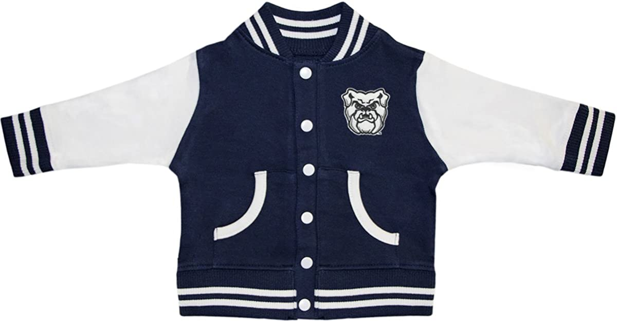Creative Knitwear Butler University Bulldogs Varsity Jacket