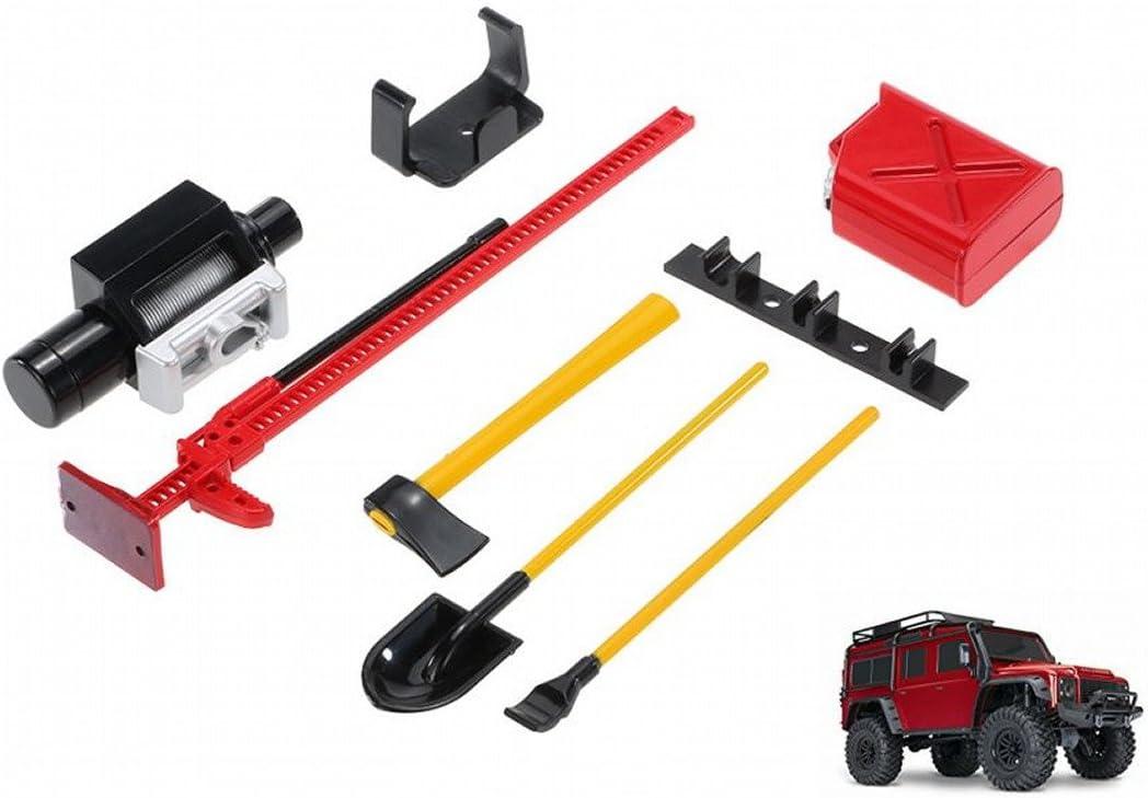 Kit de herramientas para RC Crawler Traxxas TRX-4 RC4WD D90 ...