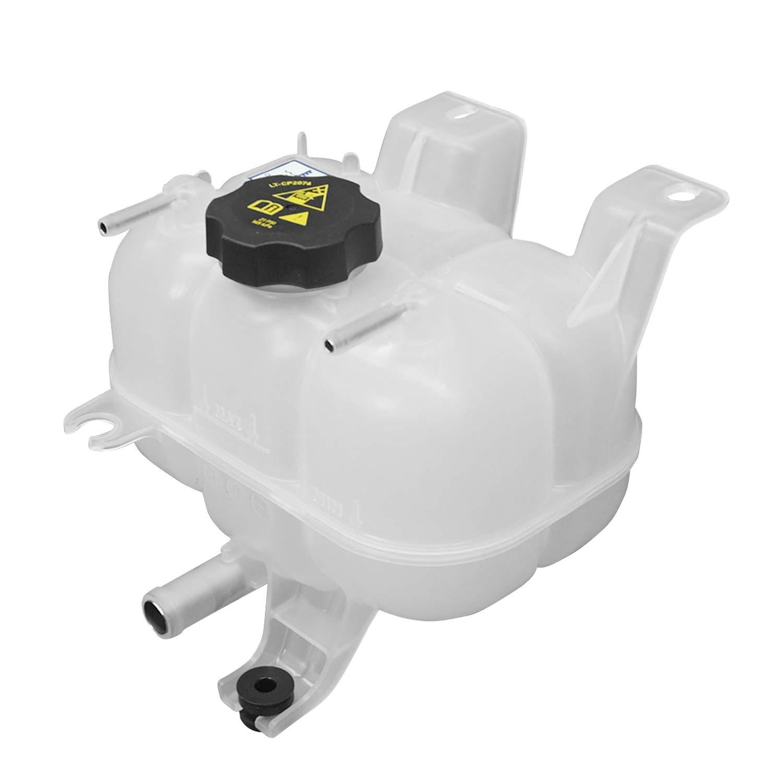 Multiple Manufactures CH3014169 Standard No variation Engine Coolant Reservoir
