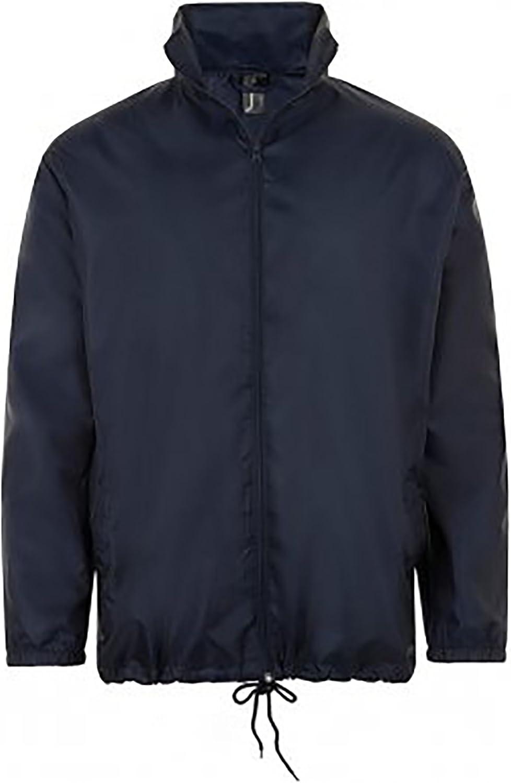 SOLS Unisex Shift Showerproof Windbreaker Jacket