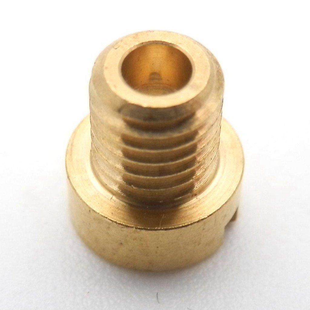 YunShuo 10x 5mm M5 Main Jet for Dellorto Carb Size 50-72 50 52 55 58 60 62 65 68 70 72