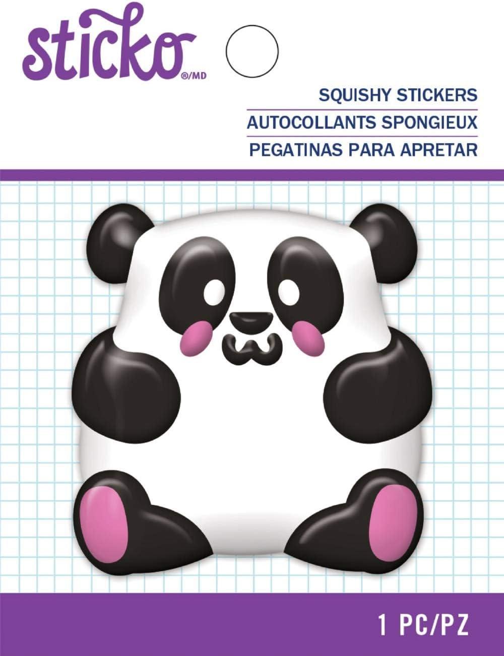 Sticko Squishy-Panda 52-45059 Other